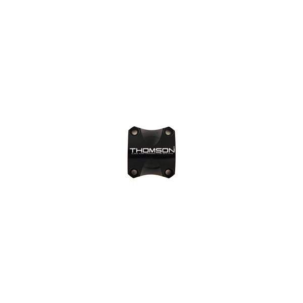 31.8mm black Thomson Stem faceplate X4