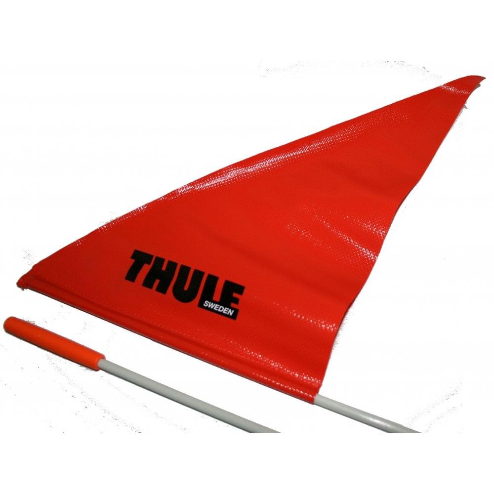 Thule Chariot Flag w. Thule Logo