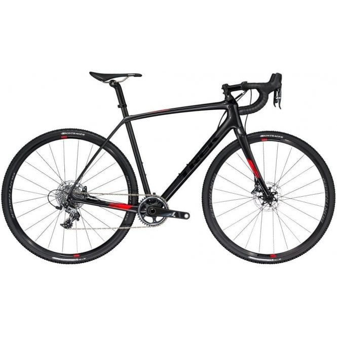 Buy 2019 Trek Boone 7 Disc Cyclocross Bike, 2019 Dnister Black/Viper ...