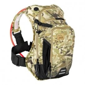 Patriot 9 Hydration Pack 6L Cargo With 3.0L Elite Bladder
