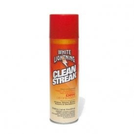 Cleaner W/Light C/Streak 23Oz