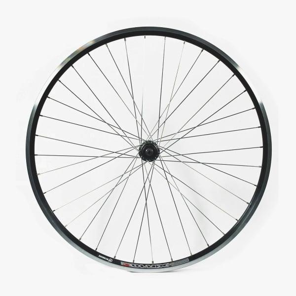 10 SPEED SHIMANO CASSETTE Q//R 700c REAR Road Bike Wheel WEINMAN Rim BLACK