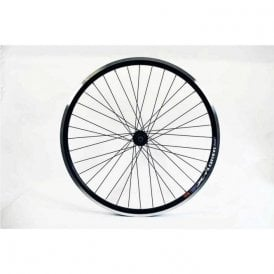Rear Wheel Double Wall MTB Qr 8/9 Speed Black